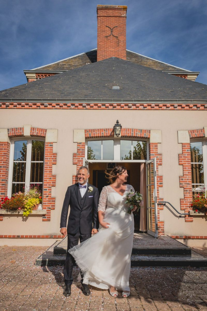 Mariage mariés Eure-et-Loir