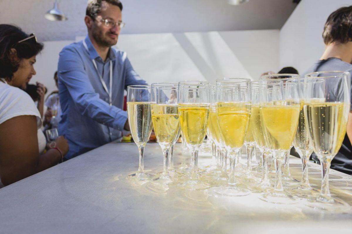 Reportage photo événementiel champagne